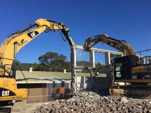 Atlanta grading excavation projects