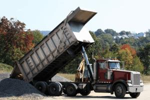 Atlanta landscape grading and hauling service in Atlanta ga