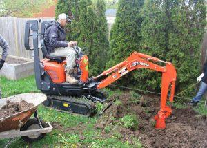 Grading company in Atlanta Ga - Atlanta landscaping grading contractors