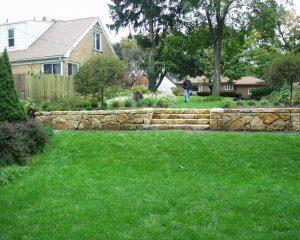 Grading The Garden - land grading atlanta ga