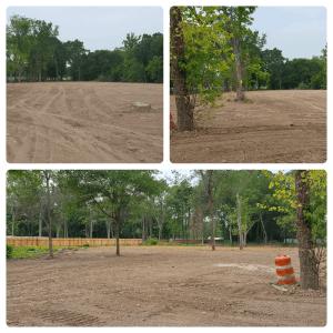 landscape grading atlanta ga- grading company contractors